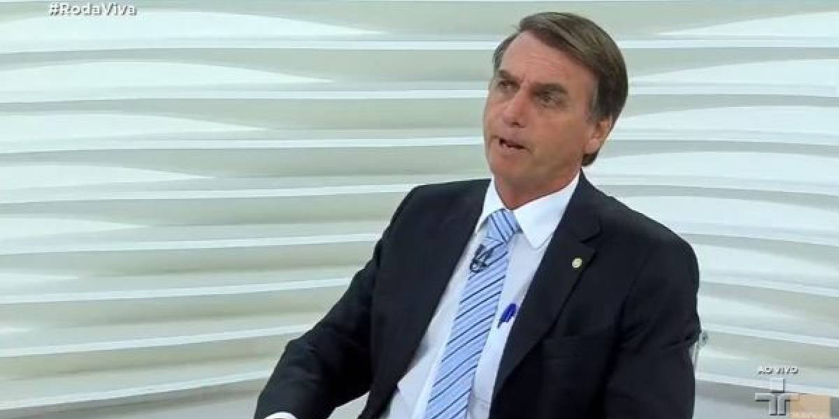 Vice está entre Janaína, príncipe e deputado mineiro, diz Bolsonaro