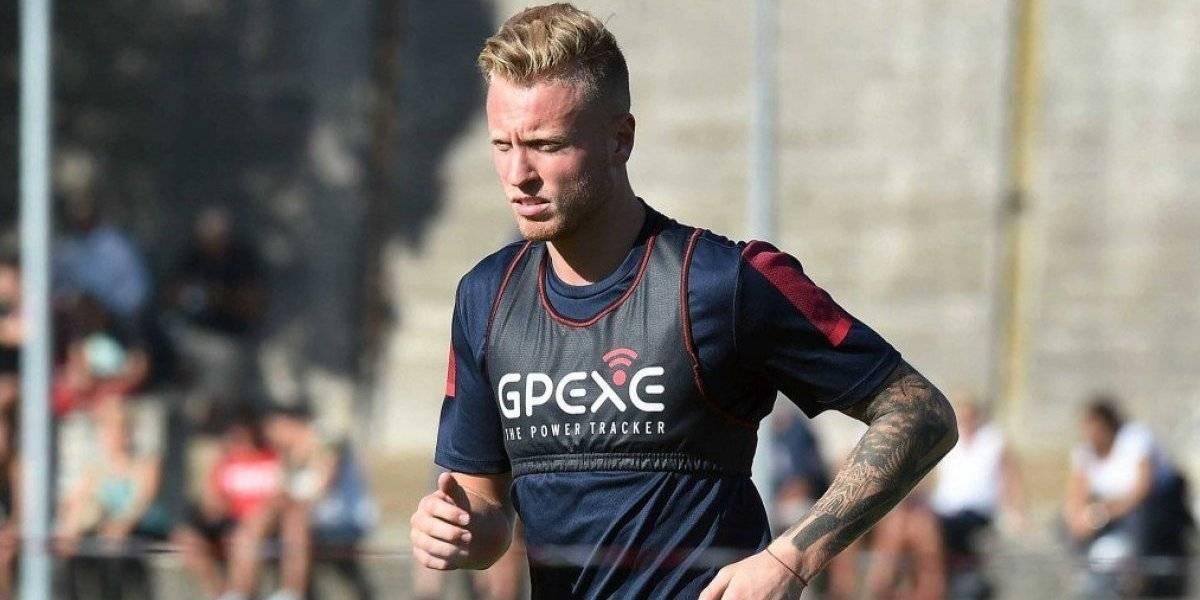 Thomas Rodríguez será enviado a préstamo por el Genoa y su intención es venir a Chile