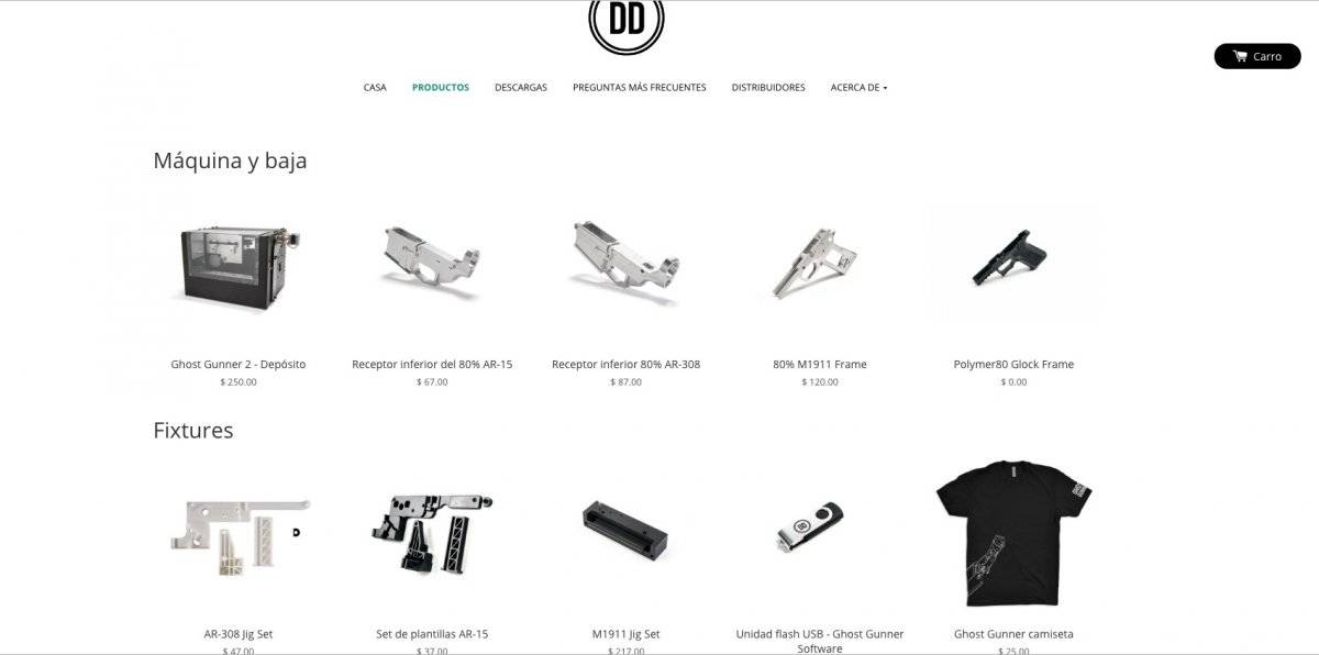 Los usuarios también podrán compartir sus propios diseños de pistolas, revistas y otros accesorios.