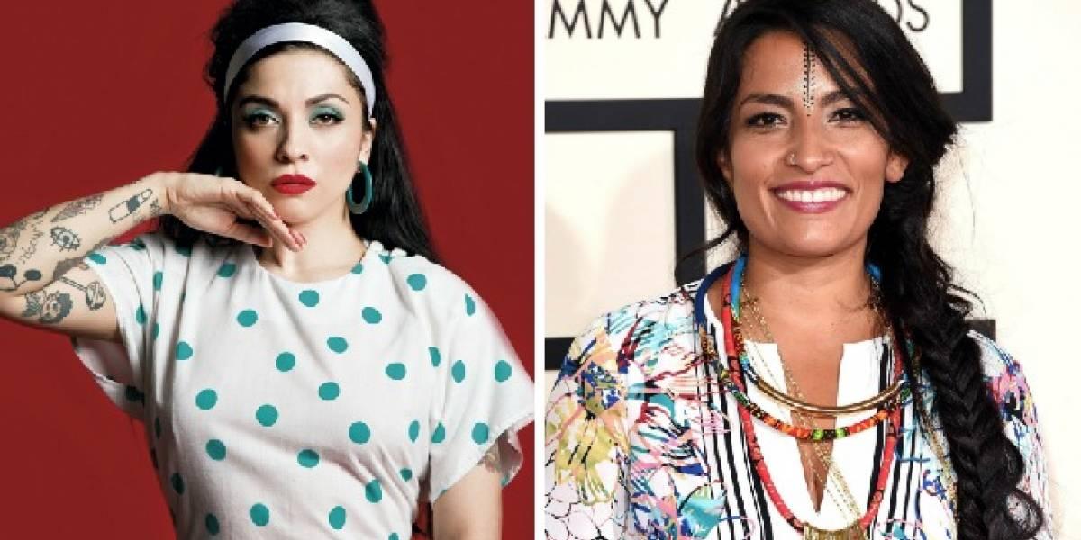 Mon Laferte y Ana Tijoux son destacadas en la lista de las 200 mejores canciones cantadas por mujeres del siglo XXI