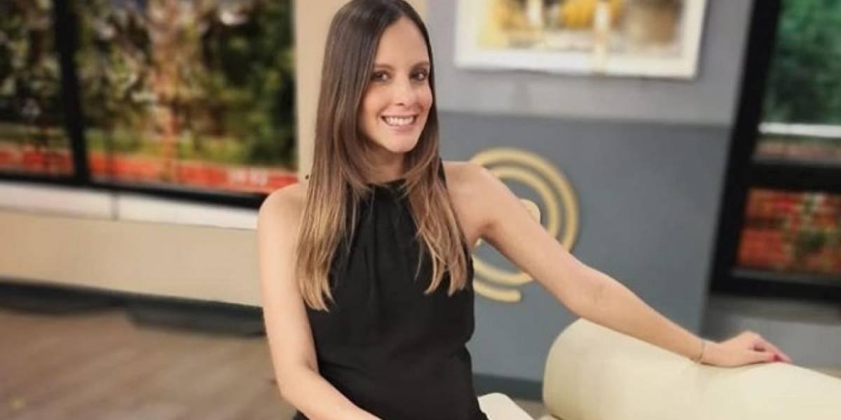 Por este hombre, Laura Acuña llegó a la televisión colombiana