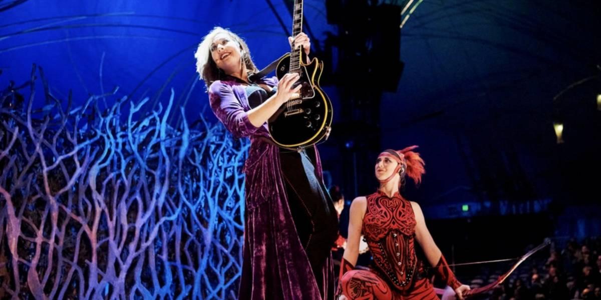 La magia detrás del vestuario del show Amaluna del Cirque du Soleil