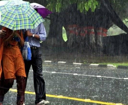 Inhami predice lluvias para estos próximos tres días de agosto