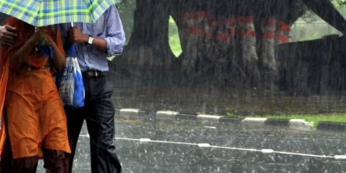 INAMHI predice lluvias para estos próximos tres días de agosto