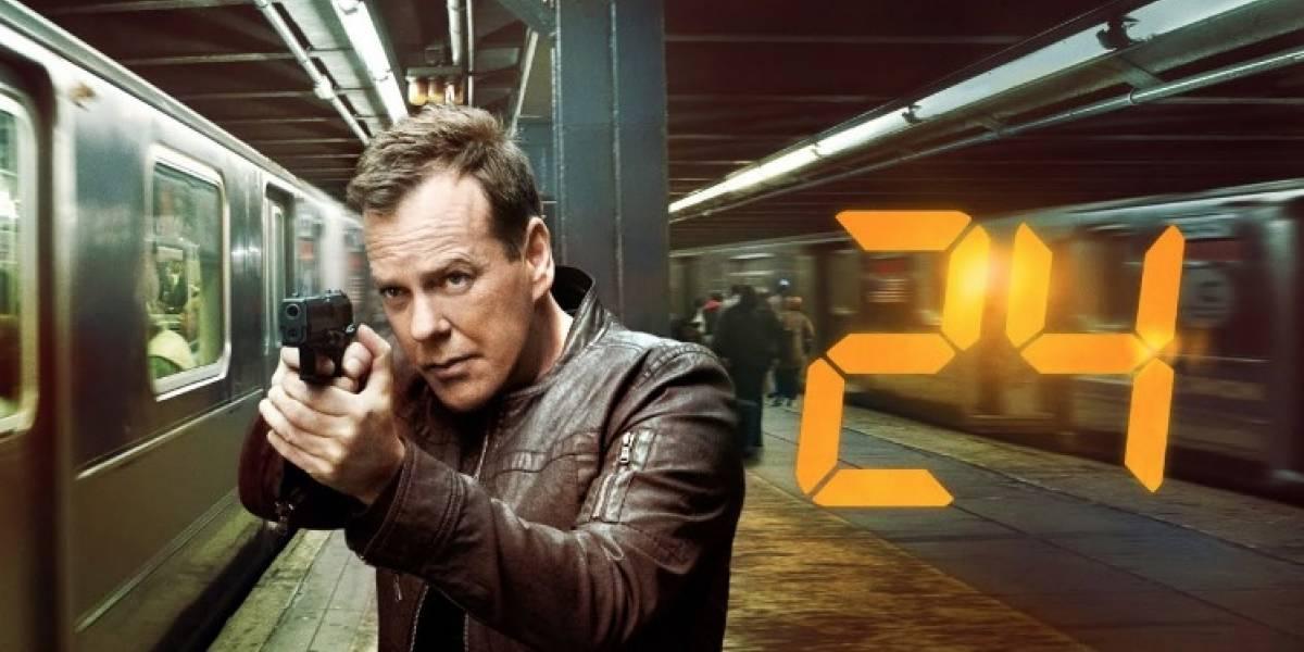 Regresa la serie '24' contando los orígenes de su protagonista