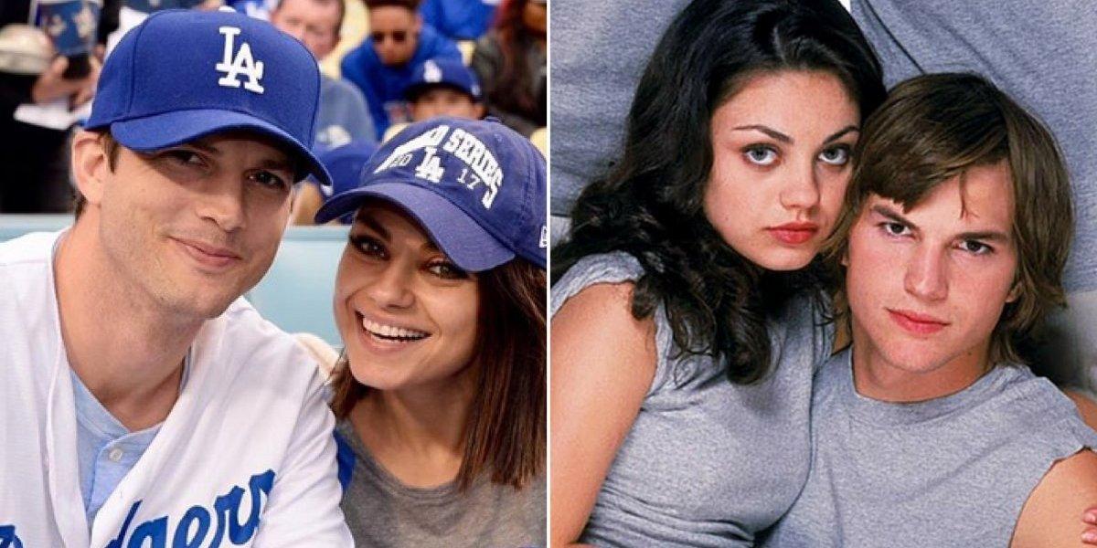 Mila Kunis conta a verdadeira história de como se apaixonou por Ashton Kutcher