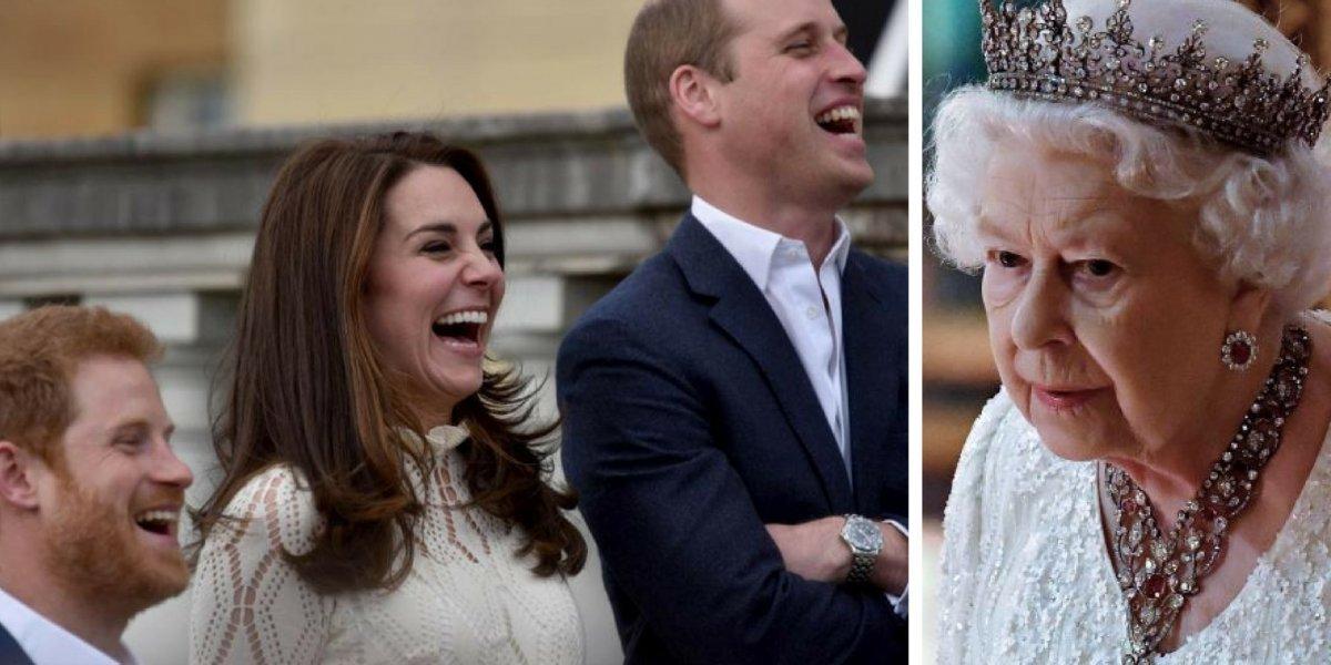 Os escândalos da família real que a rainha Elizabeth II preferiria esquecer