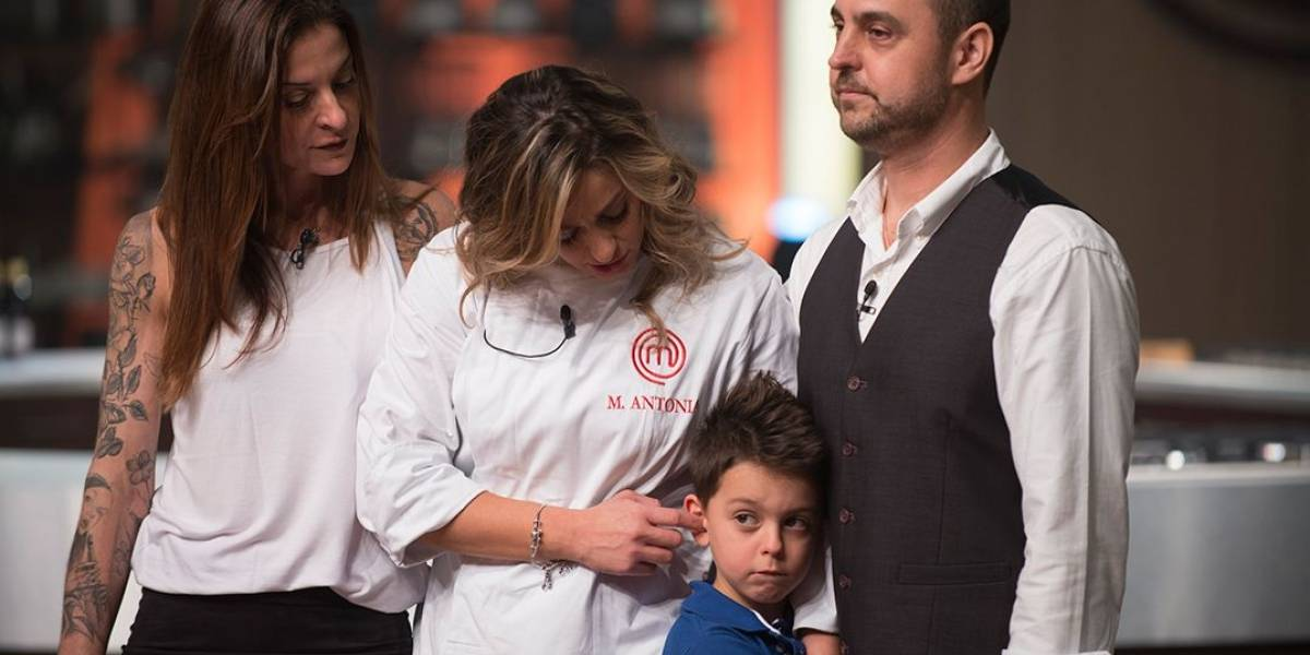 MasterChef Brasil: 'Sonho está se realizando', diz marido de Maria Antonia