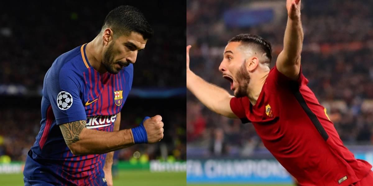 ¿Revancha? Barcelona y Roma vuelven a verse las caras