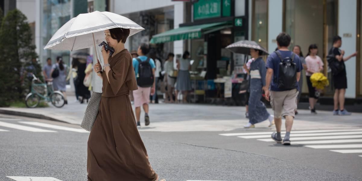 Ola de calor en Japón hace pensar en viabilidad de JJOO Tokio 2020