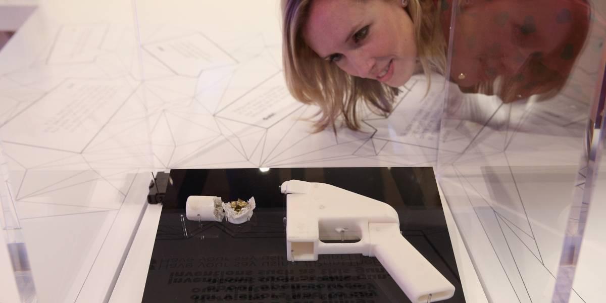 """Trump considera que imprimir armas 3D en casa """"no tiene mucho sentido"""""""