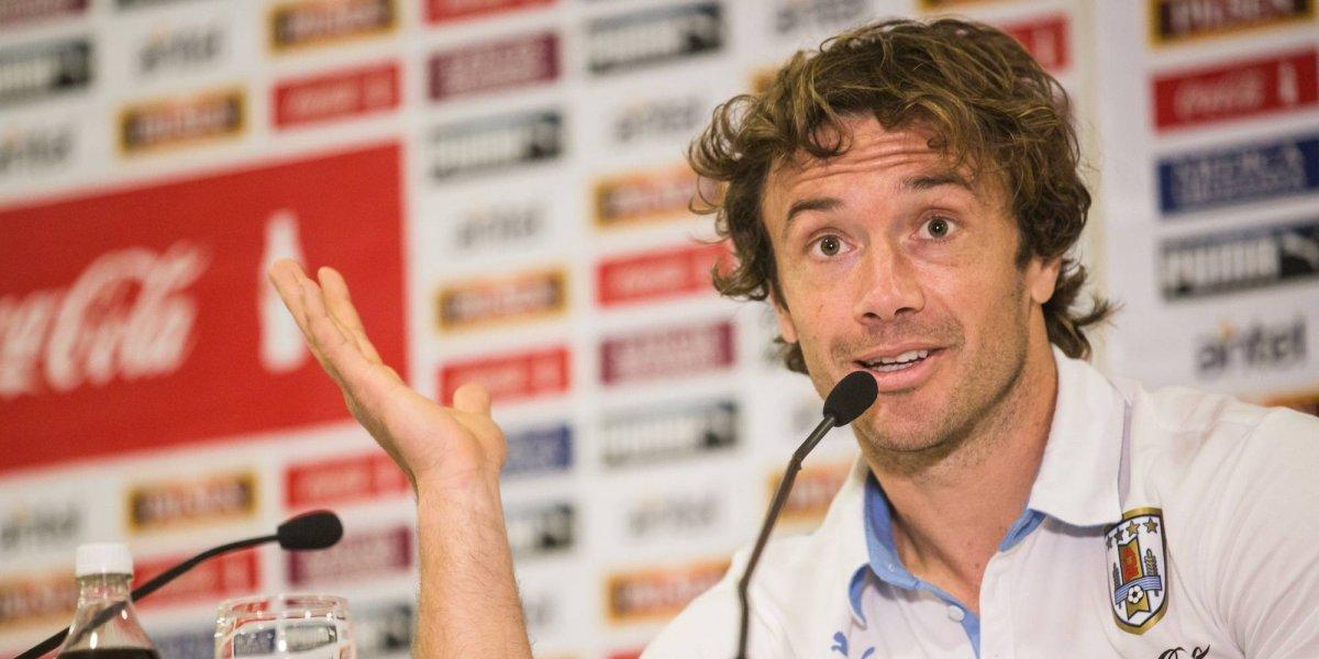 Diego Lugano explota contra la Asociación Uruguaya de Futbol