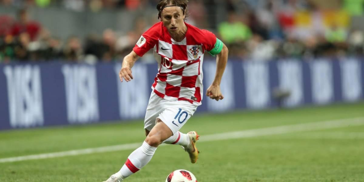 El Real Madrid espera por Luca Modric ¿Volverá?