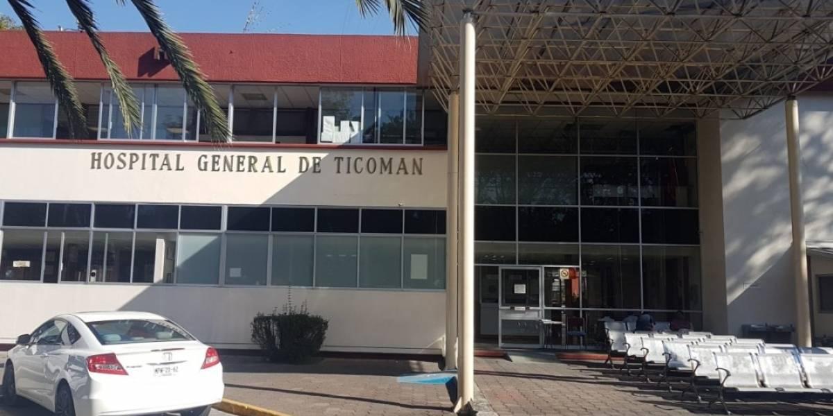 Descarta PGJ robo de bebé en Hospital de Ticomán