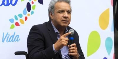 Presidente Lenín Moreno: En el sector público ya no hay plata para puestos