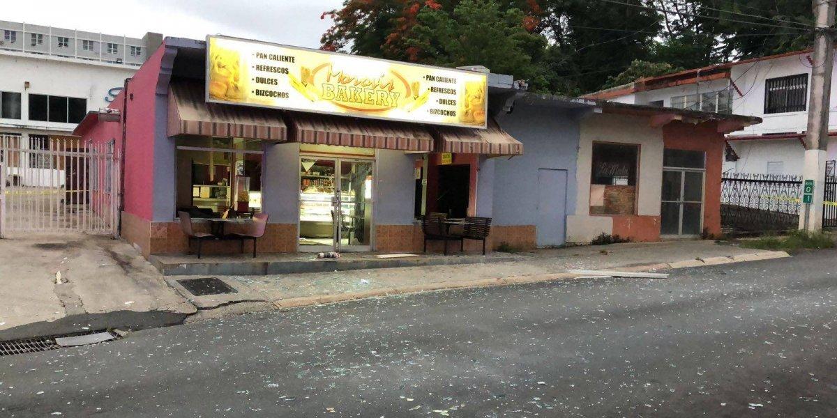 Reportan explosión en panadería de Morovis