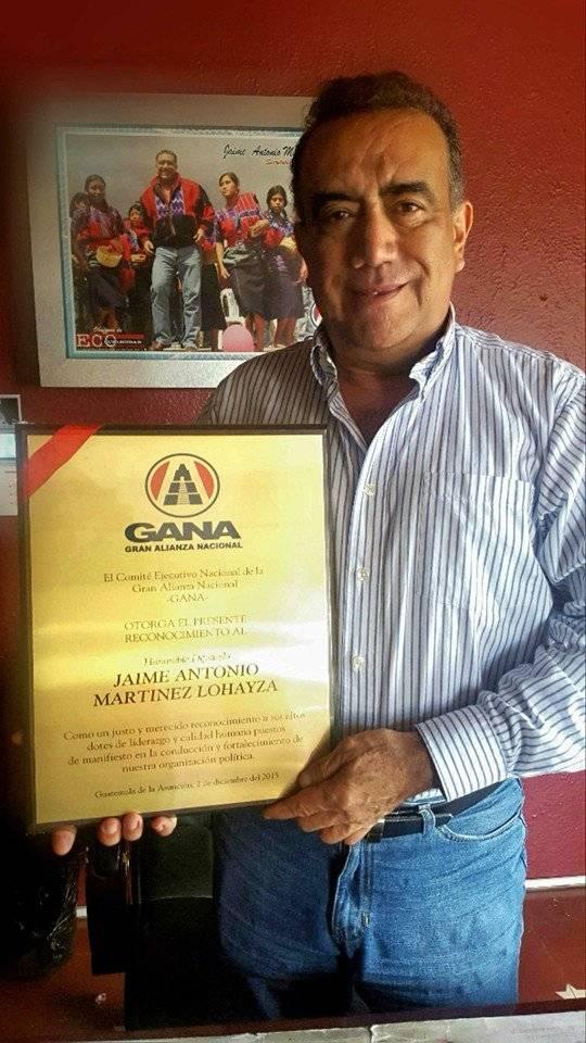 Jaime Martínez Lohayza