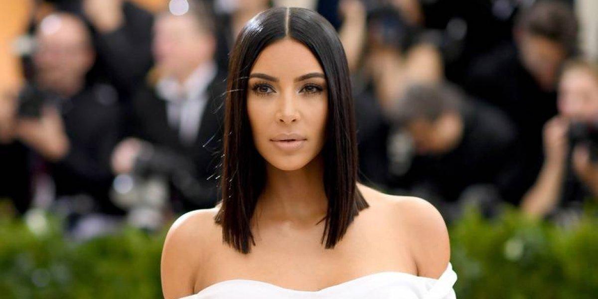Kim Kardashian publica sexy foto en lencería y provoca divertidos memes