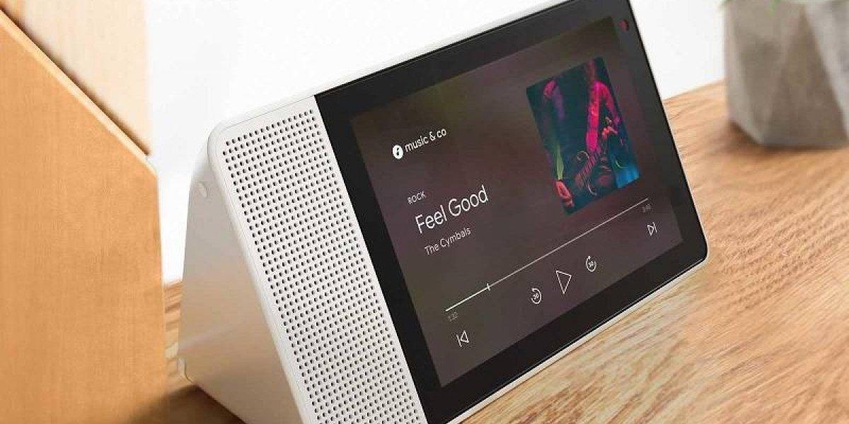 4 pantallas inteligentes para tu hogar