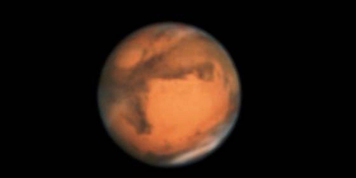 NASA probará paracaídas para posar naves espaciales en Marte