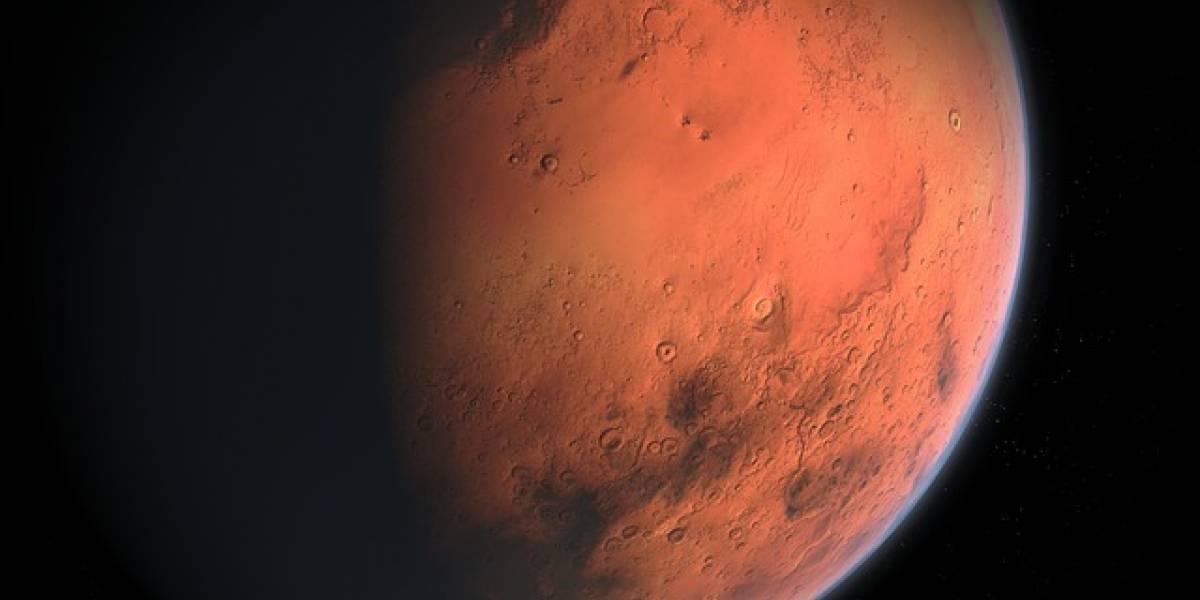 Marte, en su punto más cercano a la Tierra en los últimos 15 años