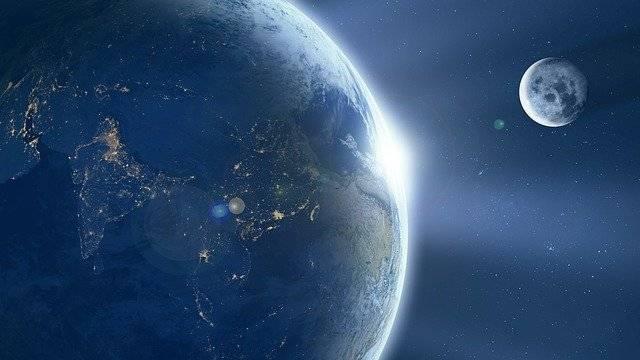 Tierra y espacio exterior