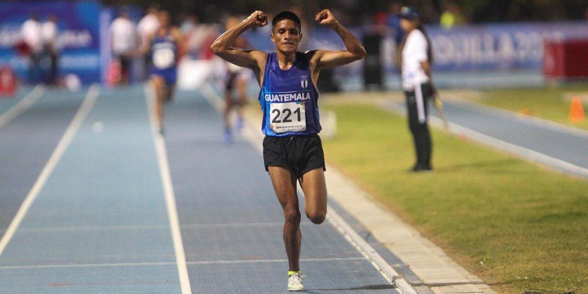 ¡Lo logró de nuevo! Mario Pacay gana su segunda medalla en Barranquilla 2018