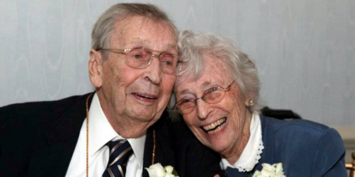 Amor eterno: Estuvieron casados durante 78 años y murieron apenas con dos días de diferencia
