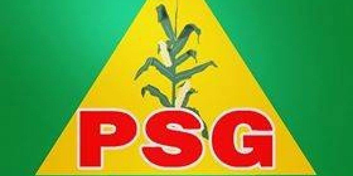 PSG no participará en las elecciones de 2019