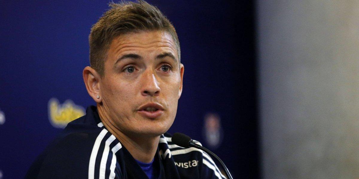 """Matías Rodríguez se une al sentir de Johnny Herrera por el caso Pinilla: """"Es algo que no esperábamos"""""""
