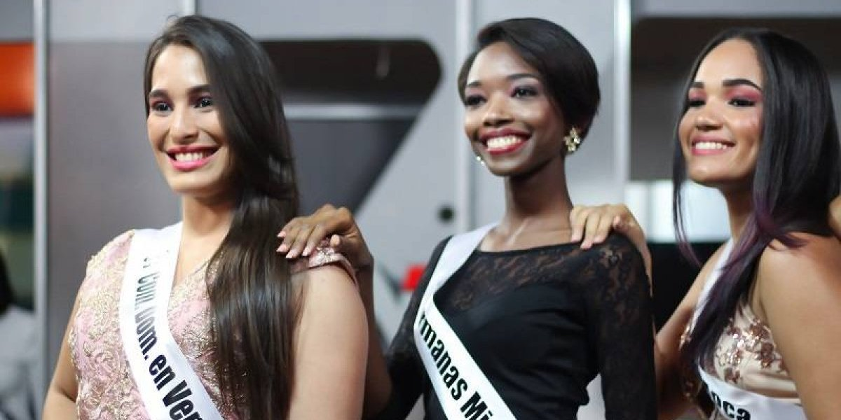"""Certamen """"Miss RD Tierra 2018"""" será el 25 de agosto"""