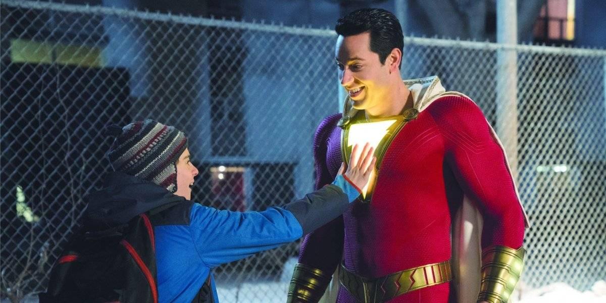 'Shazam!' supera expectativas e faz mais de US$ 50 milhões no fim de semana dos EUA