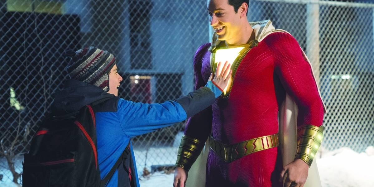 Como Shazam! pode ser um novo começo para a DC