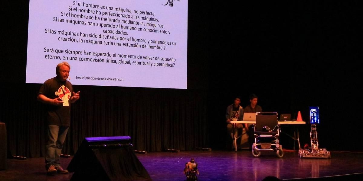 Chilenos expondrán sobre biohacking en reconocido evento mundial de ciberseguridad