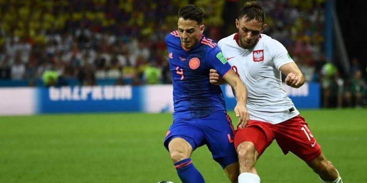 Colombiano Santiago Arias ficha por el Atlético de Madrid