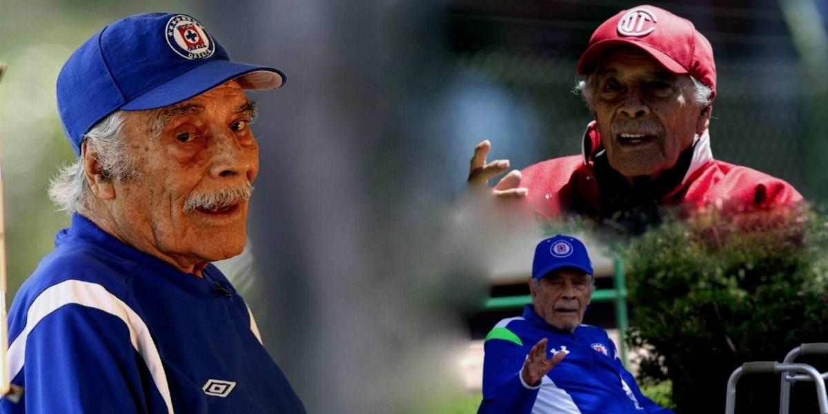 'Don Nacho' Trelles, la leyenda del futbol mexicano cumple 102 años