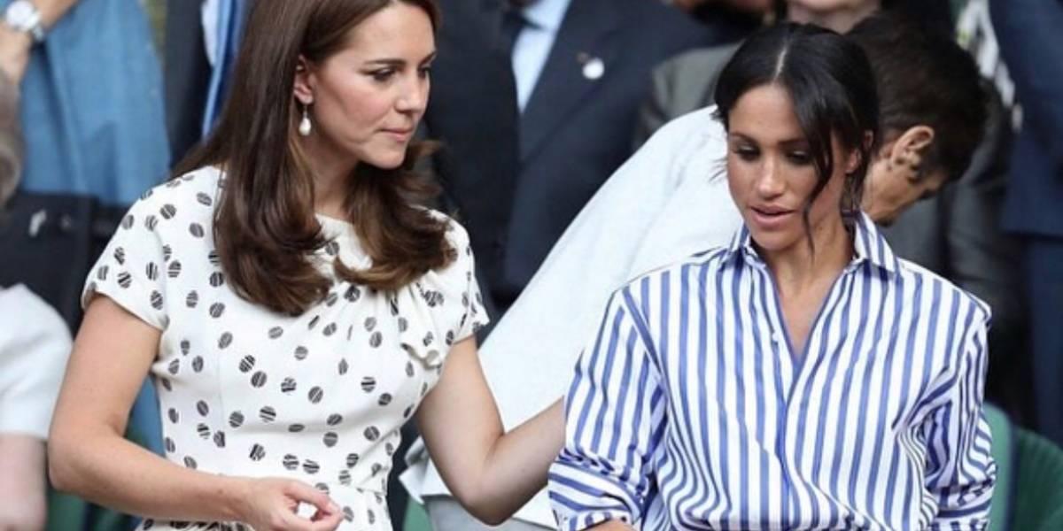 Así es como Kate Middleton ayuda a Meghan Markle a lidiar con su polémica familia