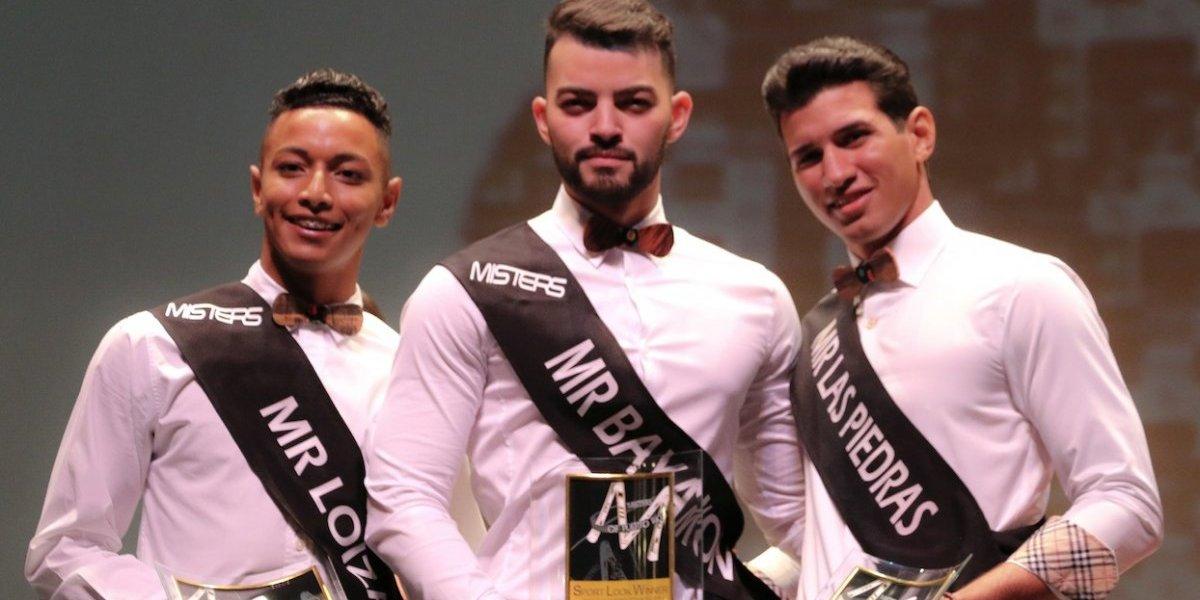 Otorgan los primeros premios en Misters of Puerto Rico 2018