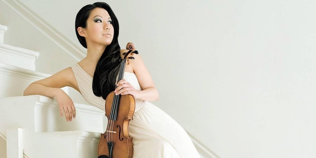 Sarah Chang faz concerto nesta quarta com renda revertida para crianças com câncer