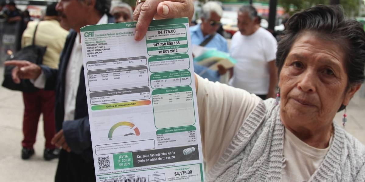 Borrón y cuenta nueva de AMLO, a deudores de CFE, cuesta más 43 mil mdp