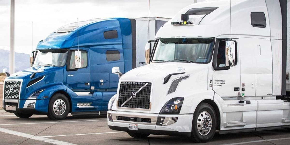 Uber mete freno a su proyecto de camiones autónomos