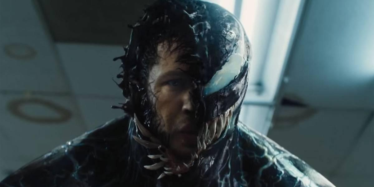 Venom: novo trailer destaca o vilão Riot