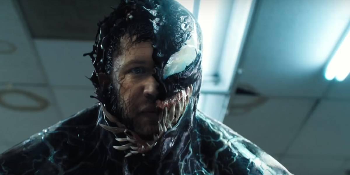 Mira el segundo tráiler de 'Venom'