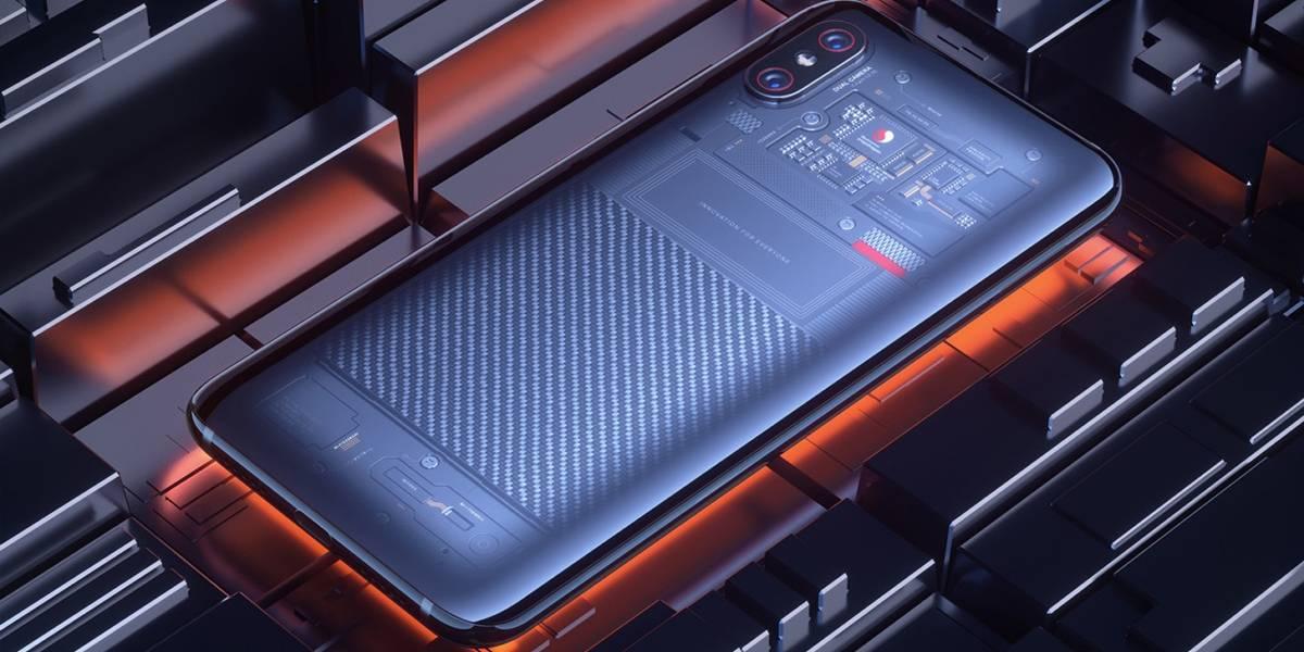 Xiaomi crea otro smartphone de cuerpo transparente y nadie sabe por qué