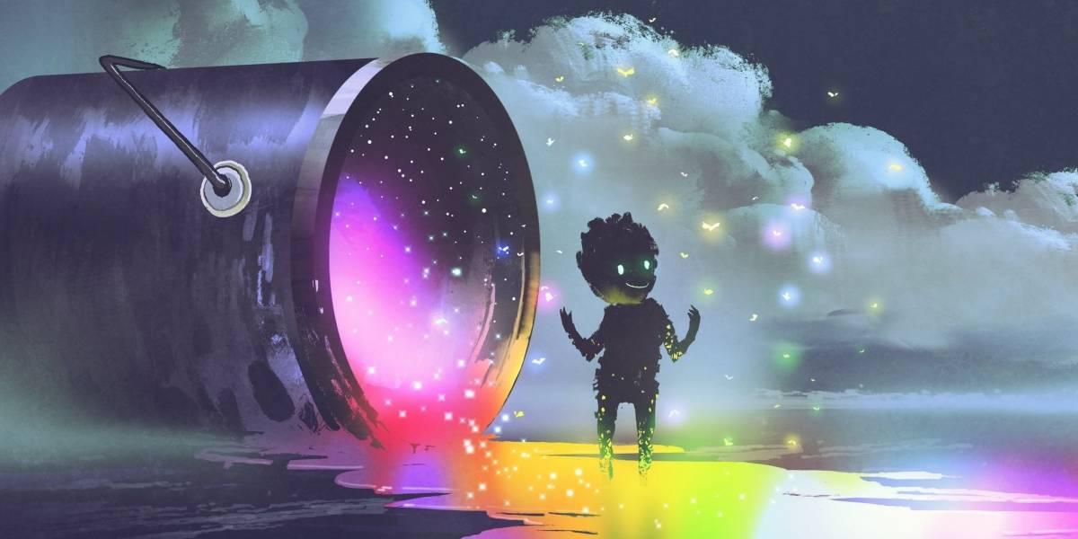 O que é a luz líquida e por que é considerada o 5º estado da matéria