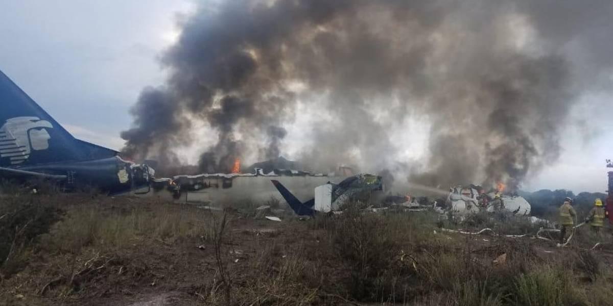 """""""O milagre de Durango"""": como 103 pessoas sobreviveram a acidente de avião no México"""