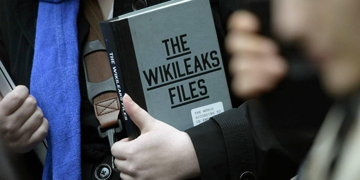 Estalla polémica tras filtración de 11 mil chats privados de WikiLeaks