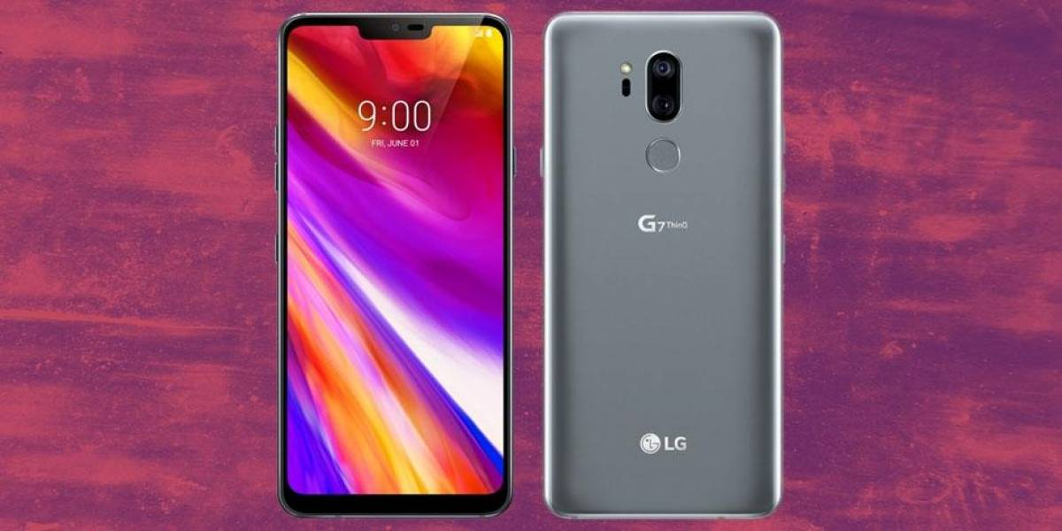 ¡Más vale tarde que nunca! El LG G7 ThinQ llegó a Chile