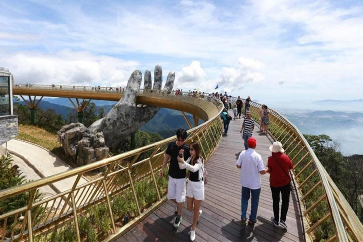 Puente Dorado Vietnam
