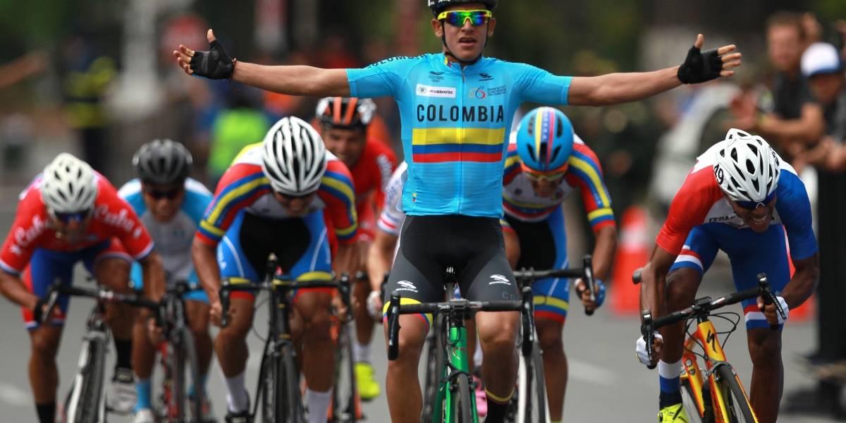 Medallista de oro en los Juegos Centroamericanos debutaría en la Vuelta a España